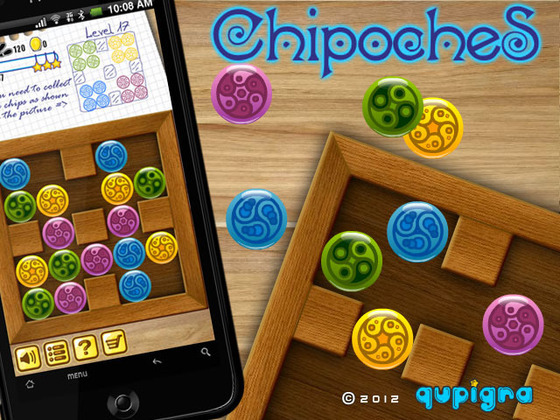 Игра Chipoches (Android версия)
