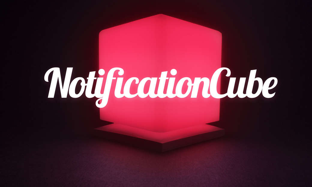 Notification Cube