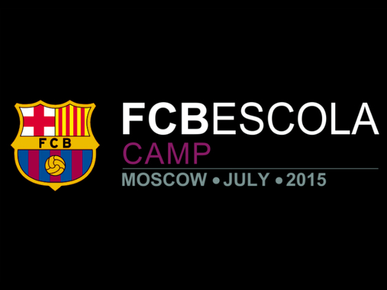 FCBescola Moscow 2015