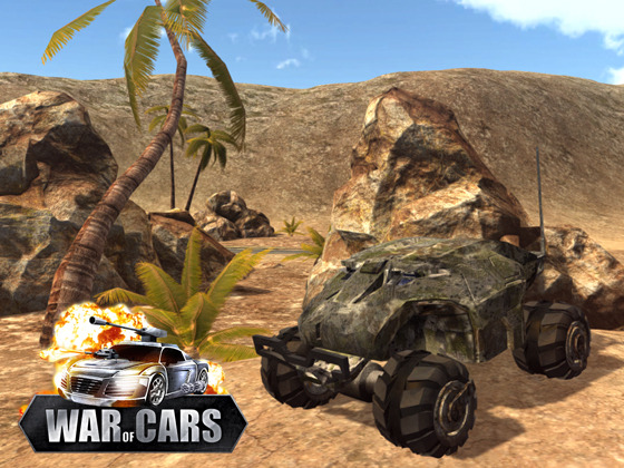 WAR OF CARS